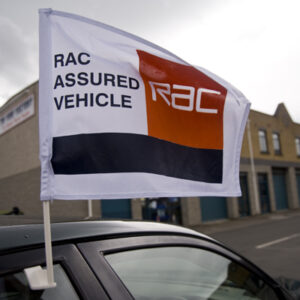 Personalised Car Flag