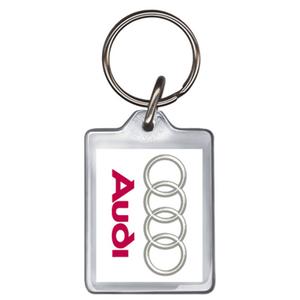 Audi Acrylic Keyring