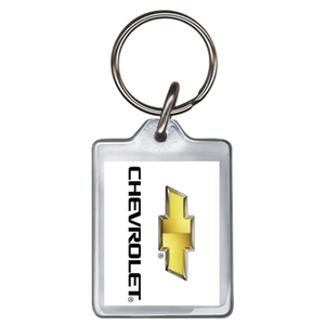 Chevrolet Acrylic Keyring