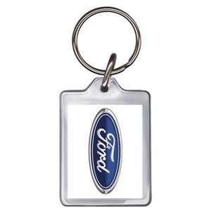 Ford Acrylic Keyring