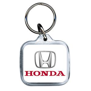 Honda Acrylic Keyring