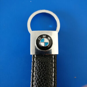 Leather With Debossed Clip
