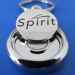 Magnetic Key Rings