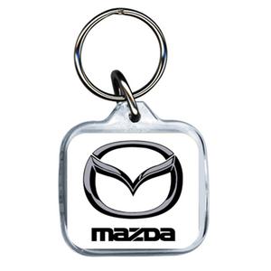 Mazda Acrylic Keyring