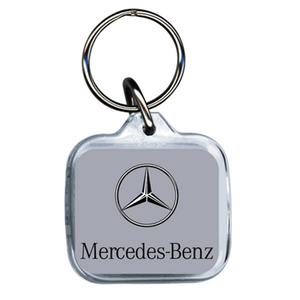 Mercedes-Benz Acrylic Keyring