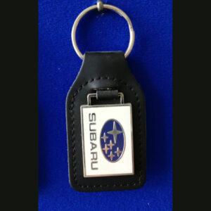 Enamel Key Ring Keyring