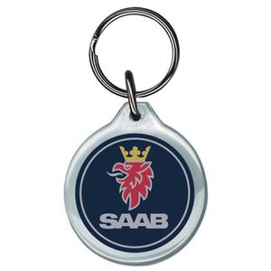 SAAB Acrylic Keyring