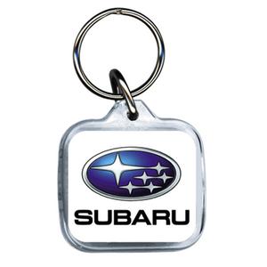Subaru Acrylic Keyring