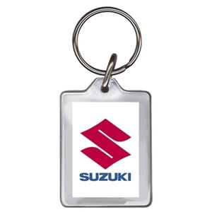 Suzuki Acrylic Keyring