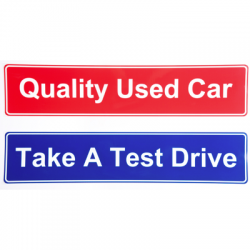 Semi-rigid Sales Slogan
