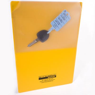 Workshop Documents Holder