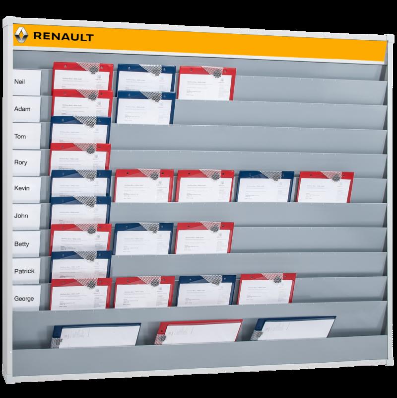 organize your garage ideas - Workshop Management and & Planning Boards
