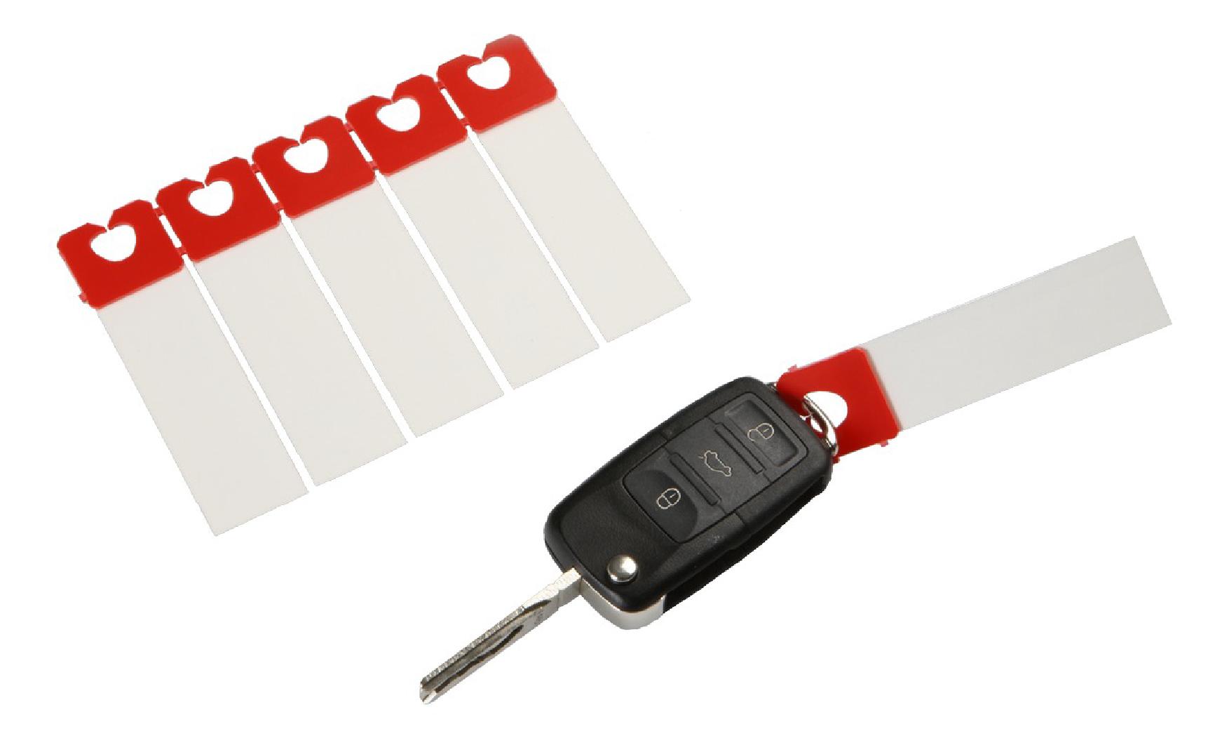 Clip Key Tags