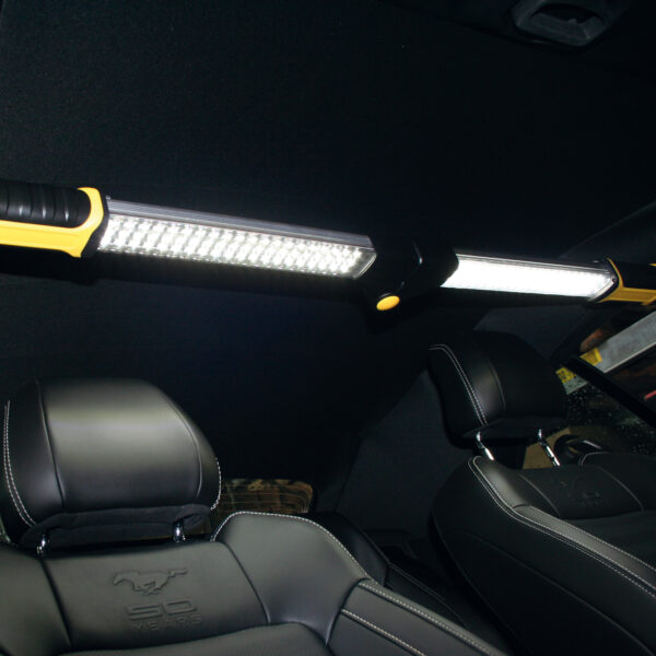 3 in 1 Folding Vehicle Bonnet and Interior Lamp
