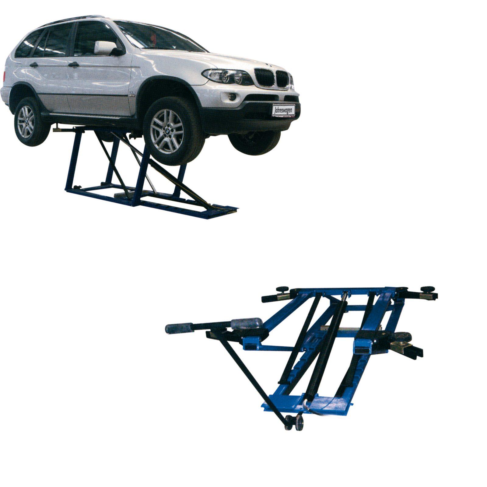 Workshop Vehicle Lift