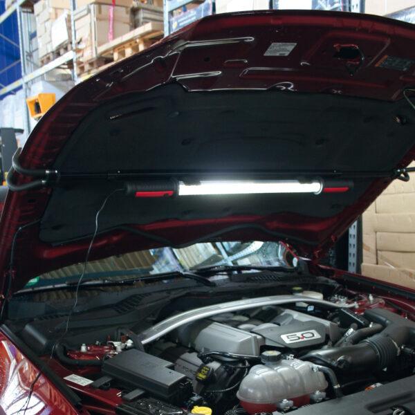 Vehicle Bonnet & Interior Telescopic Lamp