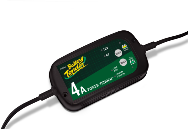Battery Tender 4A Switchable - Maintain your Battery Level