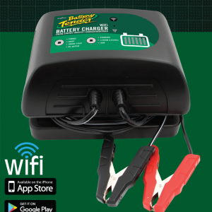 Battery chargers & Maintainers 10A Battery Booster and Charger